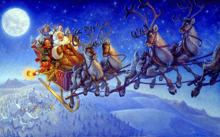 Santa_in_Sleigh