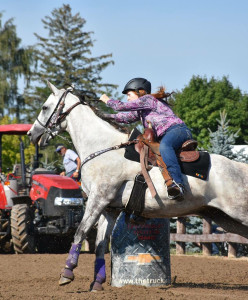 cr barrel racing