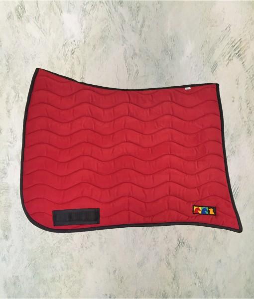dressage red